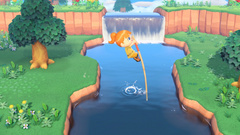 NS: Animal Crossing: New Horizons (русская версия)
