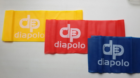 Лента эспандер Diapolo Swimming