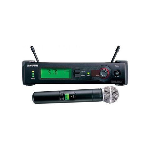 SHURE SLX24ESM58R5 вокальная радиосистема