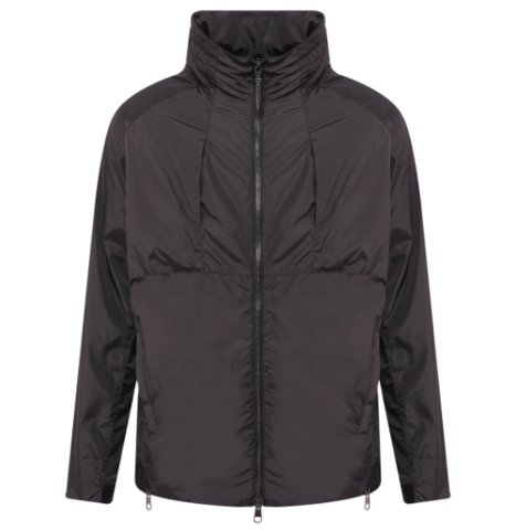 CROW'S EYE NYLON JACKET