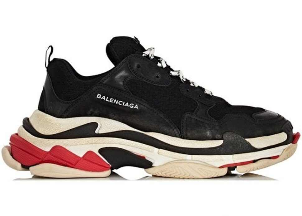 Balenciaga Triple S (Black) (006)
