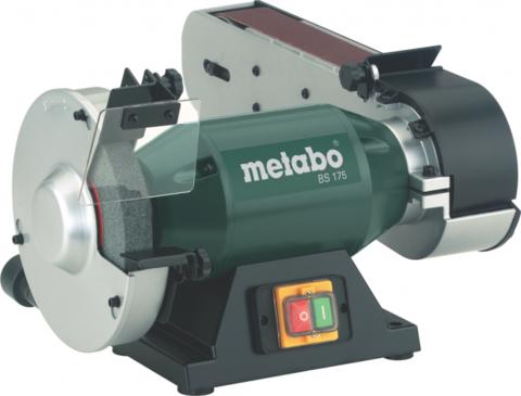 Шлифовальная машина с двумя кругами Metabo BS 175