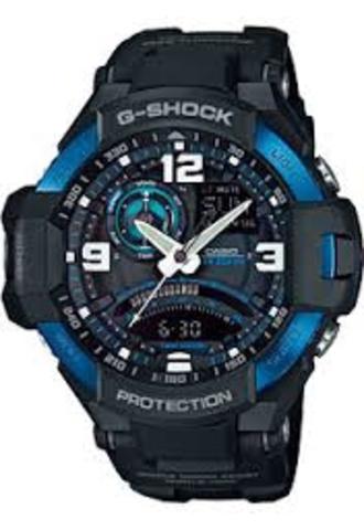 Купить Мужские часы CASIO G-SHOCK GA-1000-2BER по доступной цене