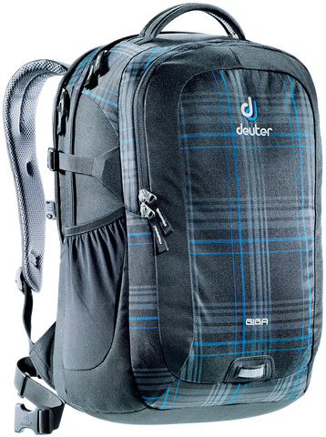 Рюкзак Deuter 2015 Daypacks Giga blueline check (б/р)