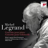 Michel Legrand / Concerto Pour Piano, Concerto Pour Violoncelle (CD)