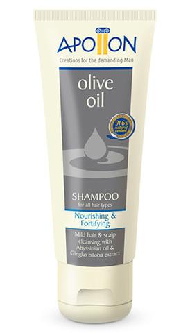 Питательный и укрепляющий шампунь для всех типов волос, Aphrodite