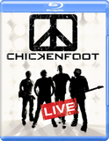 Chickenfoot ‎/ Get Your Buzz On Live (Blu-ray)