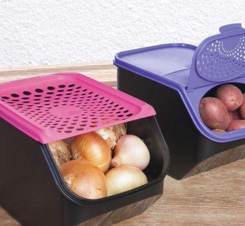 контейнер для хранения лука и картошки
