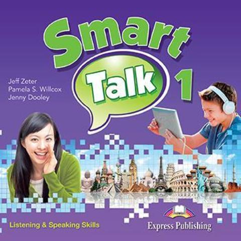 SMART TALK 1 Class CD (set of2)