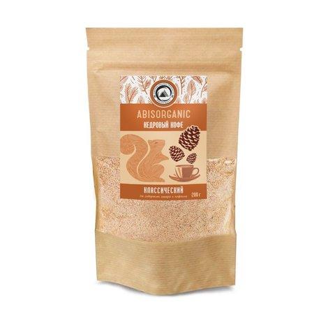 Кедровый кофе классический без сахара и кофеина, 200 г