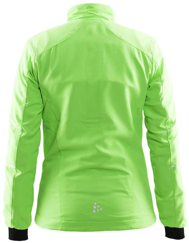 Детский лыжный костюм Craft Touring (1903519-2810-194695-9920) зеленый фото спина