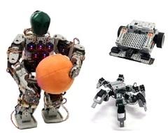 Образовательный модуль для углубленного изучения робототехники. Системы управления робототехническими комплексами. Андроидные роботы