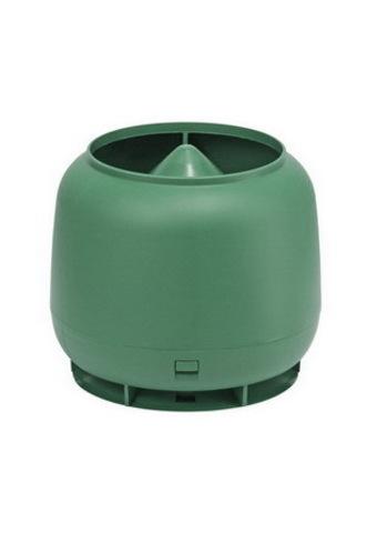 Колпак-дефлекатор для трубы 160мм RAL6005 для изолиров.вентиляц.выход канализации 110/160/500