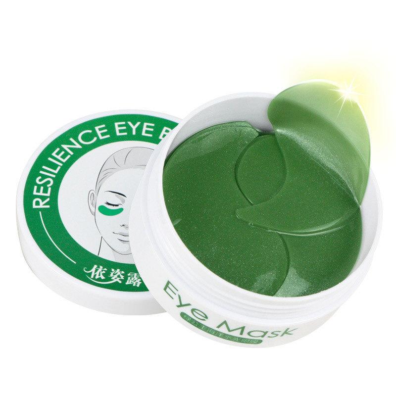 Ezilu Гидрогелевые Патчи для кожи вокруг глаз Toning Light Eye Mask, 60 шт