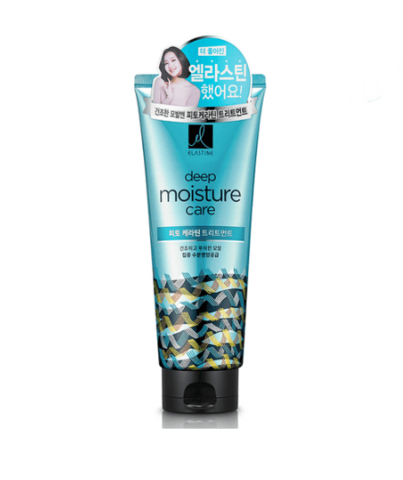 Маска с фитокератином, экстрактом авокадо Deep Moisture Care Phyto-Keratin Moisture Treatment от Elastine