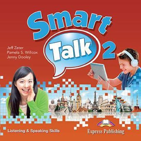 SMART TALK 2 Class CD (set of2)