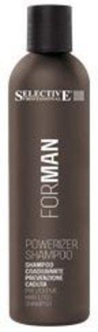 Шампунь против выпадения волос «Shampoo For Man»,SELECTIVE ,250 мл.
