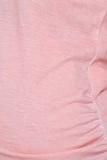 Футболка 09603 розовый