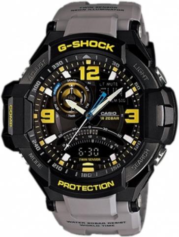 Купить Мужские часы CASIO G-SHOCK GA-1000-8AER по доступной цене