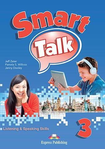 SMART TALK 3 Class CD (set of3)