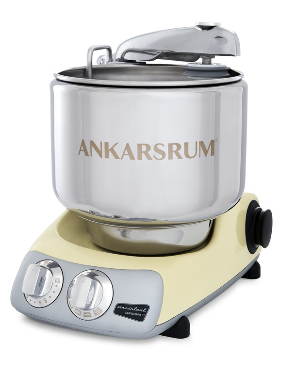 Тестомес комбайн Ankarsrum AKM6230C+ Assistent кремовый (расширенный)