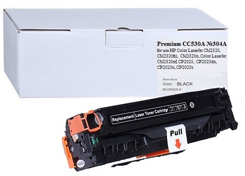 Картридж Premium CC530A №304A