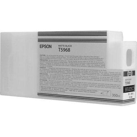 Картридж Epson C13T596800 матовый чёрный 350 мл для pson Stylus Pro 7700/7890/7900/9700/9890/9900