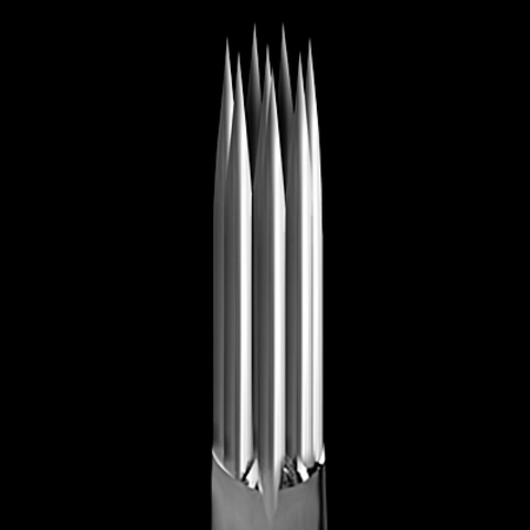 Иглы KWADRON 0.30mm long taper - 9RS