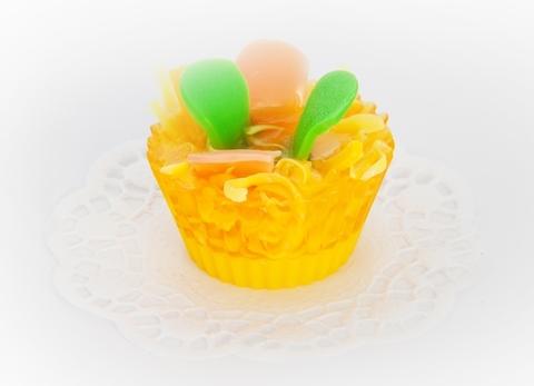 Мыльное ассорти/пирожное: МАНГО ДЕСЕРТ, 80 гр/шт