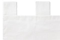 Шторы на петлях льняные 2шт Luxberry Timeless белые