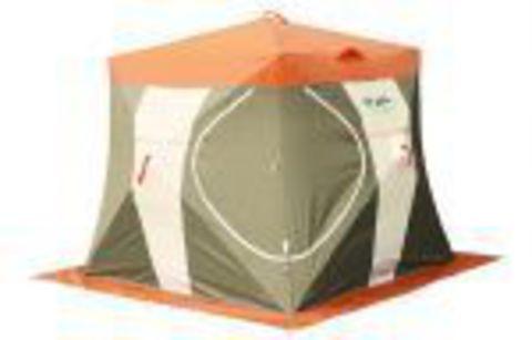 Палатка для зимней рыбалки Митек Нельма-Куб 2