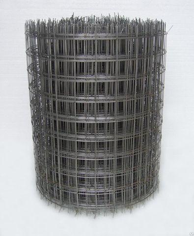 Сетка сварная 0,5х25 (неоцинкованная)
