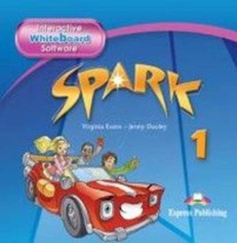 Spark 1 (Monstertrackers). Interactive Whiteboard Software. Программное приложение для интерактивной доски.