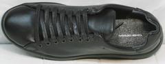 Осенние кроссовки мужские GS Design 5773 Black