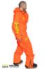 Мужской сноубордический комбинезон Cool Zone Acid 3617 оранжевый фото