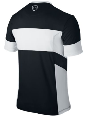 Nike Dry Academy Football Top 588468-010 (back)