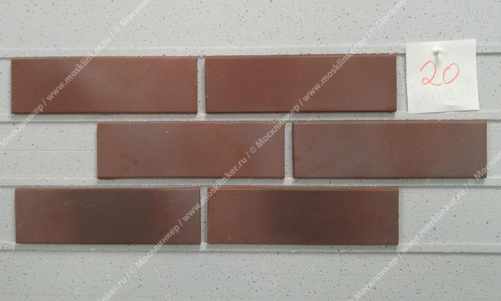 ABC - Ziegelriemche, Blankenese, 240х71х10, NF - Клинкерная плитка для фасада и внутренней отделки