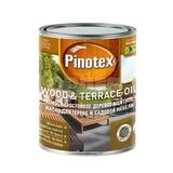 Масло деревозащитное для садовой мебели и терасс бесцветный 1л Pinotex Wood & Terrace Oil