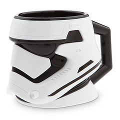 Star Wars: The Force Awakens Stormtrooper Helmet Cup