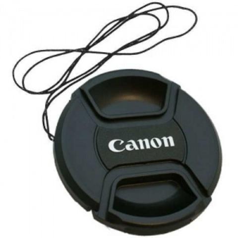 Крышка для объектива Fujimi Lens Cap 77mm для Canon