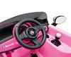 Электромобиль Peg Perego FIAT 500 Star Pink ED1174 на радиоуправлении