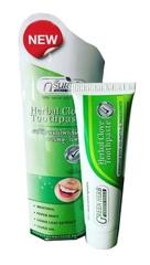 Зубная паста травяная в тубе GREEN HERB