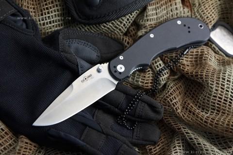 Складной нож Sagat 440C Satin