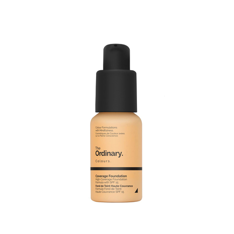 Тональная основа THE ORDINARY Coverage Foundation
