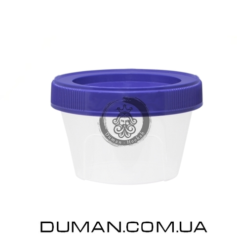 Контейнер для хранения табака Фиолетовый | 200 мл