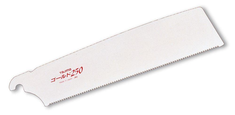 Полотно пильное 250мм JapanPull Tajima GNB250P/-1