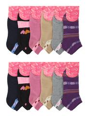 555-82 носки женские цветные 36-41 (12шт)