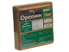 Кокосовый субстракт в брикетах 25л Орехнин-1 (72140)