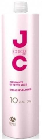 Оксигент с эффектом блеска,Barex JOC Color,3%,1000 мл.