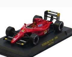 Ferrari F1-90 #1 Fiat Alain Prost F1 Saison Altaya 1:43
